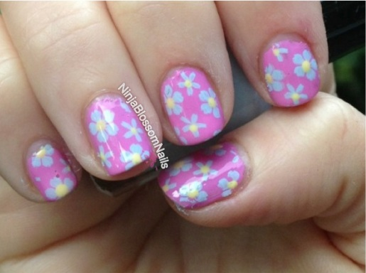 flowerstamp