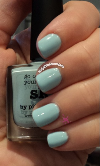 Sky picture polish inside light