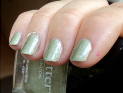 Trustafarian Butter London - Shade