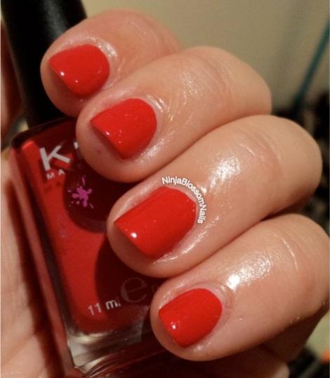 kiko 362 - Poppy Red