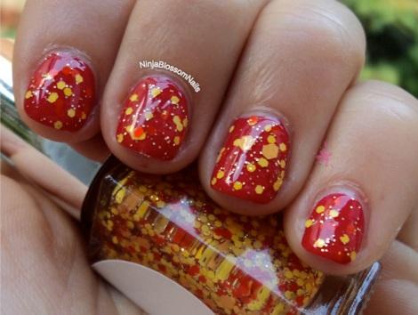 Glitter Babies Sunshine over Kiko 362